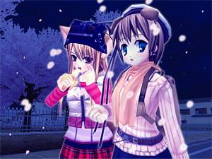 センス、技術ともにハイレベルで高評価。 みごと大賞を射止めた「夜桜と妖獣姉妹」